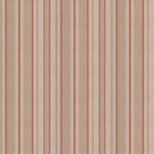 Persimmon Stripes Decorator Fabric by Fabricut
