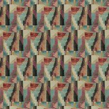 Mosaic Geometric Decorator Fabric by Fabricut