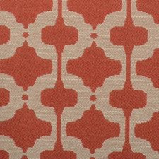 Melon Dots Decorator Fabric by Duralee