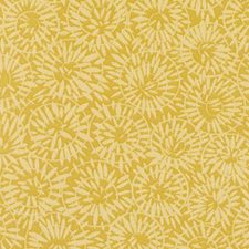 Sunflower Abstract Decorator Fabric by Duralee