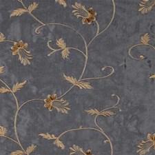 Blue/Yellow/Gold Lattice Decorator Fabric by Kravet