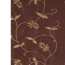 Brown/Yellow/Gold Lattice Decorator Fabric by Kravet