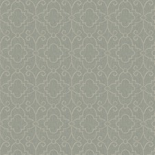 Moonstone Embroidery Decorator Fabric by Fabricut