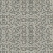 Ash Lattice Decorator Fabric by Trend