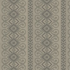 Sage Stone Embroidery Decorator Fabric by Fabricut