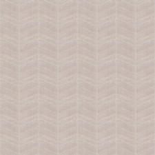 Dusty Rose Chevron Decorator Fabric by Trend
