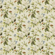 Autumn Floral Decorator Fabric by Fabricut