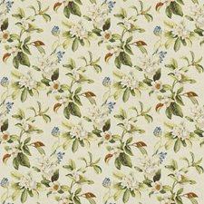 Autumn Floral Decorator Fabric by Fabricut