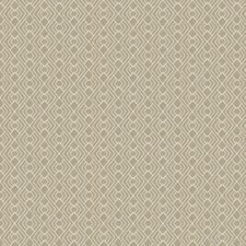 Flax Embroidery Decorator Fabric by Fabricut
