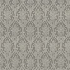 Moonshadow Damask Decorator Fabric by Vervain