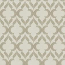 Cappuccino Lattice Decorator Fabric by Trend