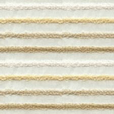 White/Beige/Brown Stripes Decorator Fabric by Kravet