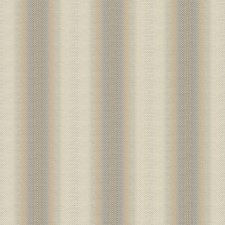 Silver Stone Stripes Decorator Fabric by Vervain
