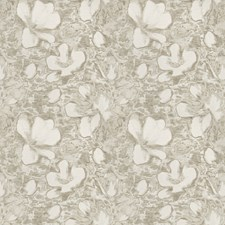Ice Floral Decorator Fabric by S. Harris