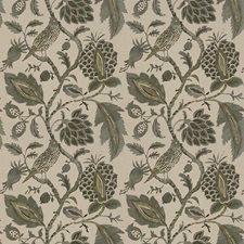 Greystone Floral Decorator Fabric by Fabricut