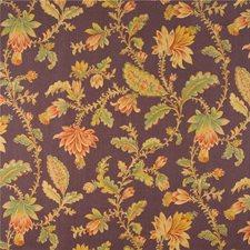 Aubergi Ethnic Decorator Fabric by Lee Jofa