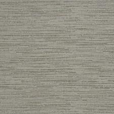 Steel Geometric Decorator Fabric by Trend