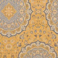 Jazz Blue Decorator Fabric by RM Coco