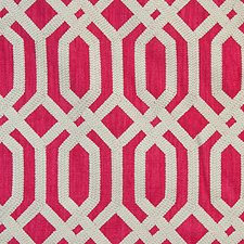 Magenta Decorator Fabric by Scalamandre