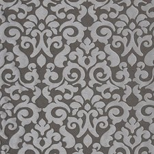 Charcoal Gray Decorator Fabric by Scalamandre