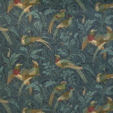 Heritage Animal Bird Decorator Fabric by Greenhouse