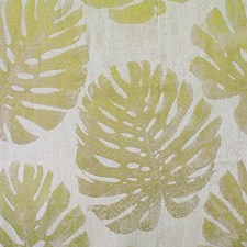 Lima Yellow Decorator Fabric by Scalamandre