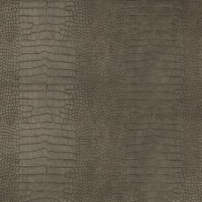 Charcoal/Grey Animal Skins Decorator Fabric by Kravet