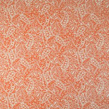 Orange Rust Decorator Fabric by Silver State