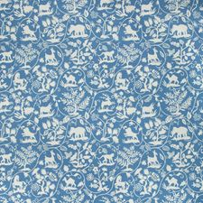 Larkspur Animal Decorator Fabric by Kravet