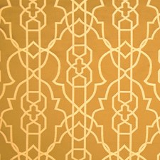 Gold Decorator Fabric by Silver State