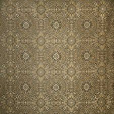 Gilded Damask Decorator Fabric by Pindler