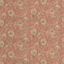 Garnet Botanical Decorator Fabric by Kravet