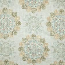 Smoke Suzani Decorator Fabric by Greenhouse