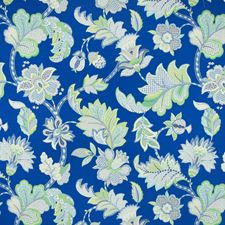 Tide Floral Decorator Fabric by Greenhouse