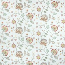 Bouquet Floral Decorator Fabric by Greenhouse
