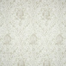 Vintage Linen Scroll Decorator Fabric by Greenhouse