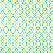 Seagrass Lattice Decorator Fabric by Greenhouse