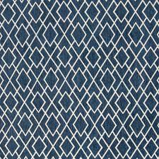 Pacific Lattice Decorator Fabric by Greenhouse