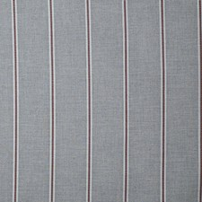 Rouge Stripe Decorator Fabric by Pindler