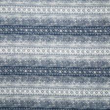Indigo Ethnic Decorator Fabric by Pindler