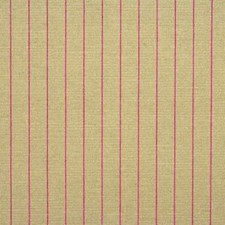 Beige/Pink Stripes Decorator Fabric by G P & J Baker