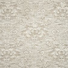 Ivory Damask Decorator Fabric by G P & J Baker