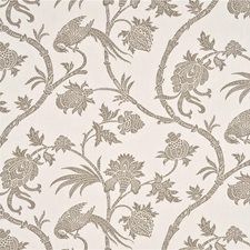 Taupe Decorator Fabric by G P & J Baker