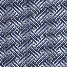 Indigo Decorator Fabric by G P & J Baker