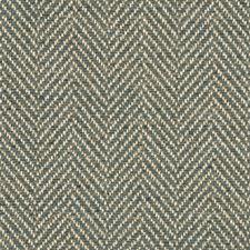 Aqua Jacquards Decorator Fabric by G P & J Baker