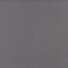 Graphite Solids Decorator Fabric by G P & J Baker