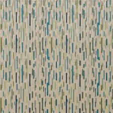 Stone/Olive/Teal Velvet Decorator Fabric by G P & J Baker