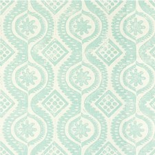 Aqua Modern Decorator Fabric by Lee Jofa