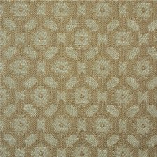 Taupe/Silver Geometric Decorator Fabric by Lee Jofa