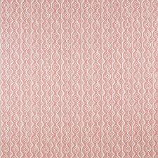 Pink Damask Decorator Fabric by Lee Jofa